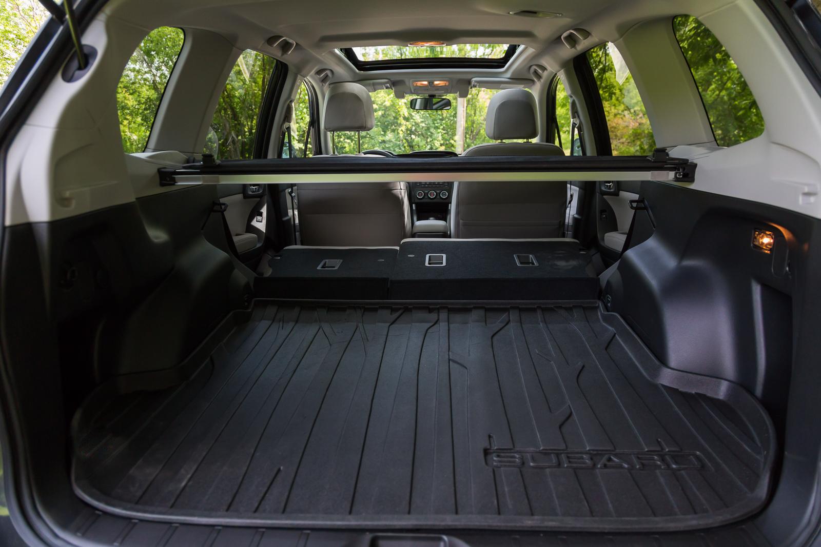suv cargo space autos post. Black Bedroom Furniture Sets. Home Design Ideas